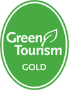 Green tourism - Gold Award